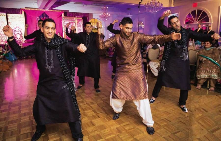 Amir Khan Boxer Wedding