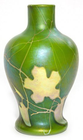 Steuben Vase Art Glass Steuben Pinterest Steuben Glass