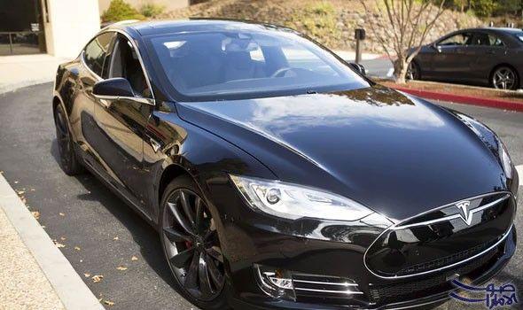 جهاز تنظيم سلامة السيارات يبرأ تسلا من برأ جهاز تنظيم سلامة السيارات في الولايات المتحدة سيارة تسلا موديل S من العيوب التي Tesla Model S Tesla Bmw Car