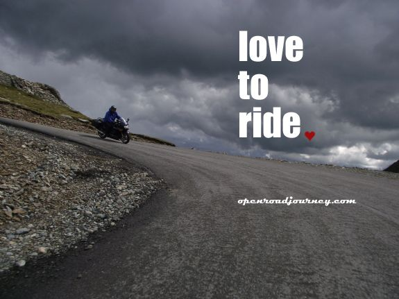 Motorcycle Quote From One Biker To Another From Openroadjourney