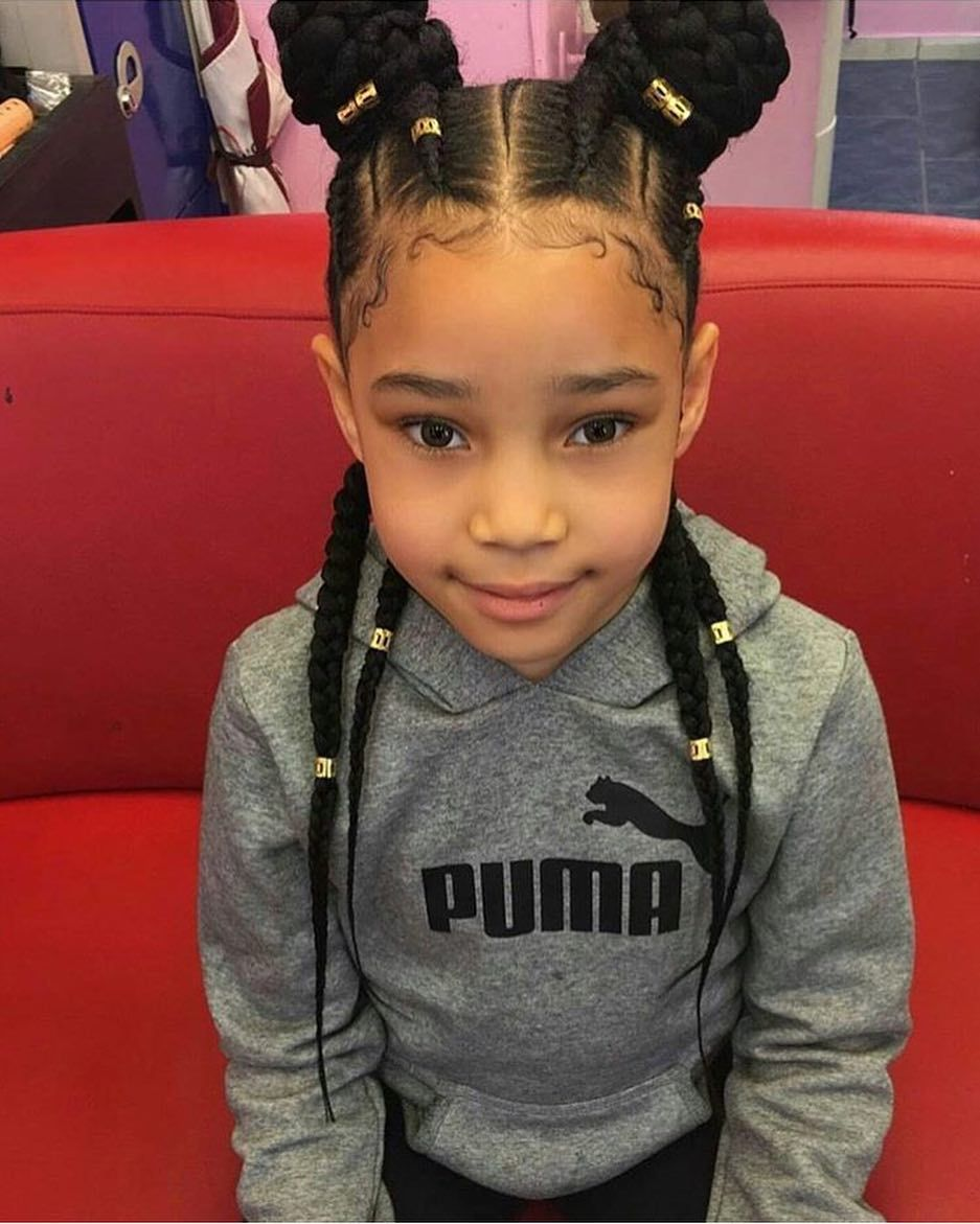 Braids gang girls in pinterest hair styles hair and braids