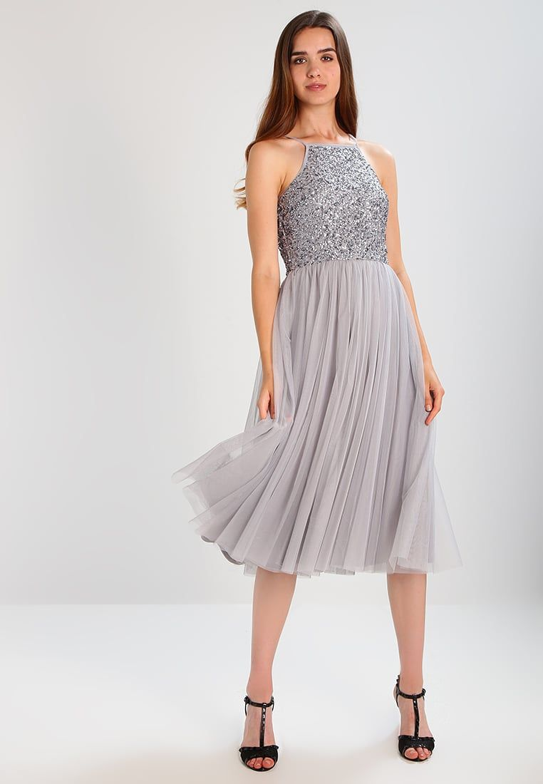 SPRINKLE - Cocktailkleid/festliches Kleid - light grey | Sprinkles ...
