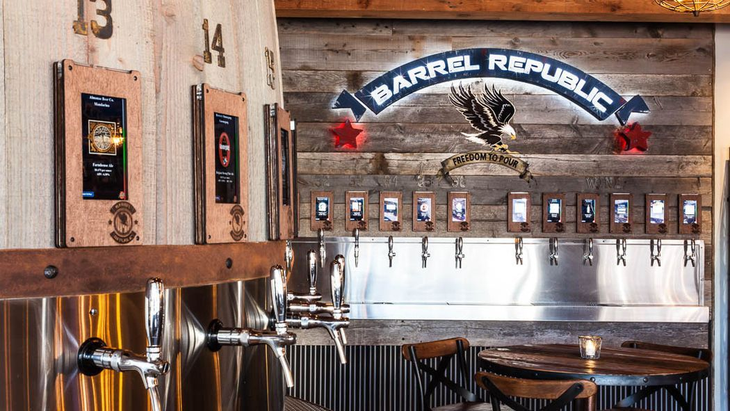 Pin By Mr And Mrs On Beer Garden Craft Beer Bar Beer Bar California Craft Beer