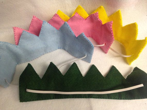 Party crowns by HeartFeltCraft1 on Etsy