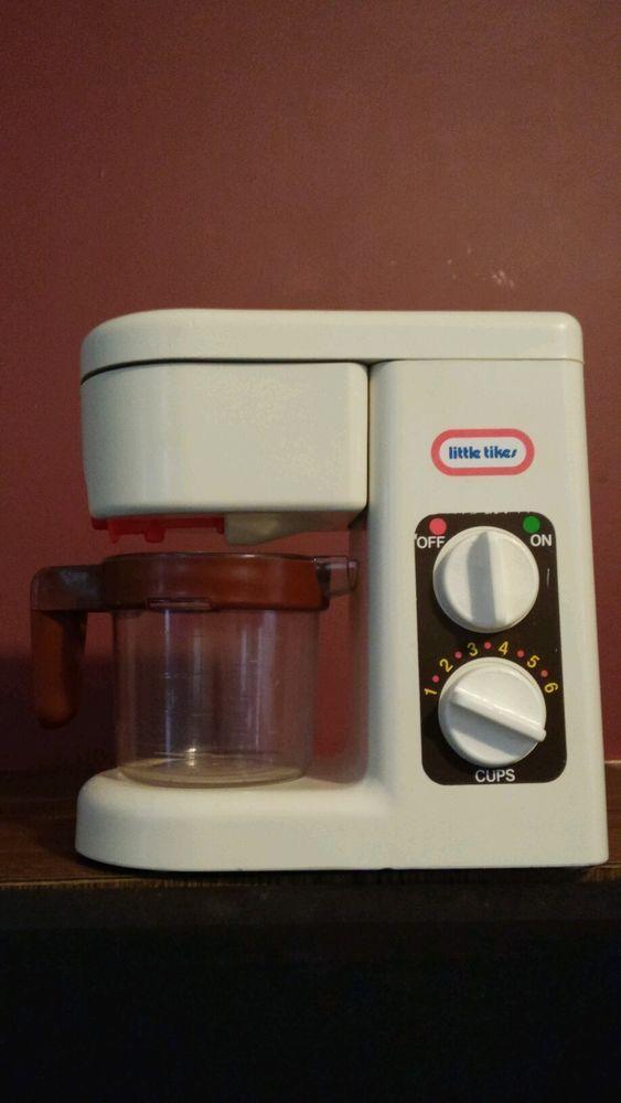 Details About Vintage Little Tikes Kitchen Pretend Play