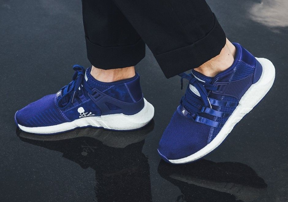 334603047f53 Mastermind x adidas EQT Support Future 93 17 Blue