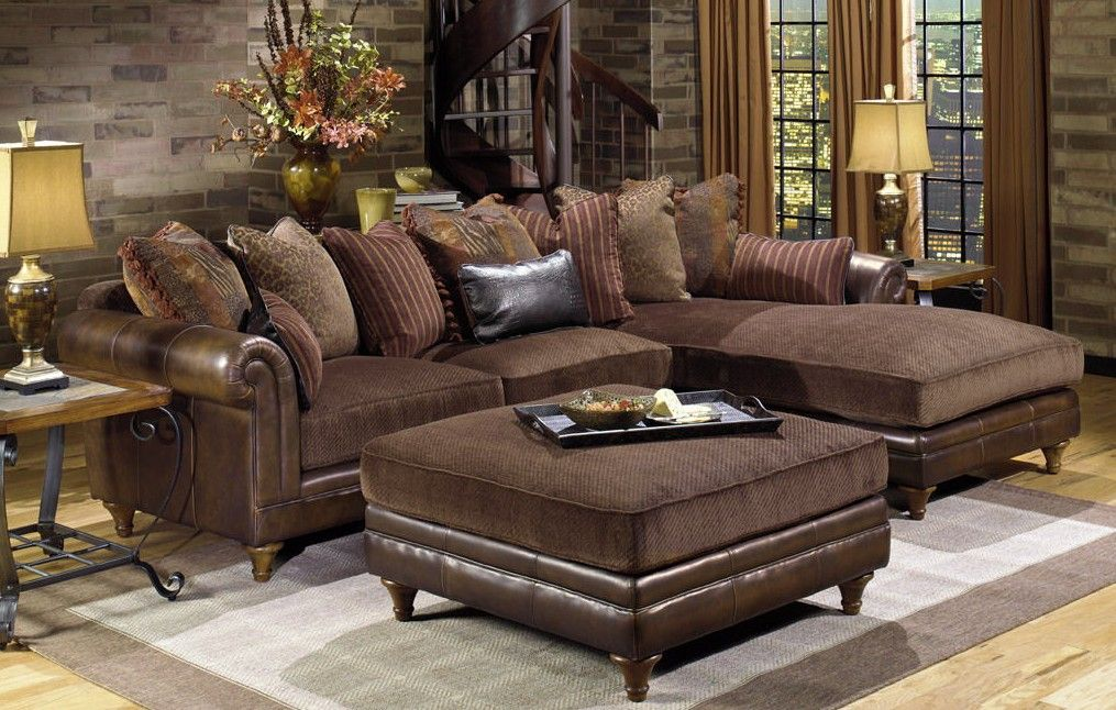 leather or fabric sofa for family room blue dot sleeper and sofas l1202 all combo lounger at nc furniture best buys