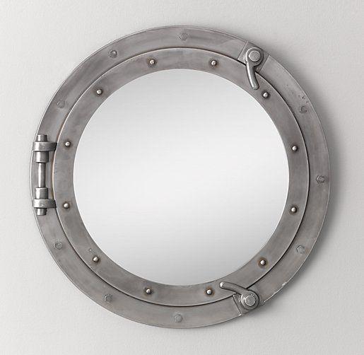 Porthole Mirror Mirrors Restoration Hardware Baby