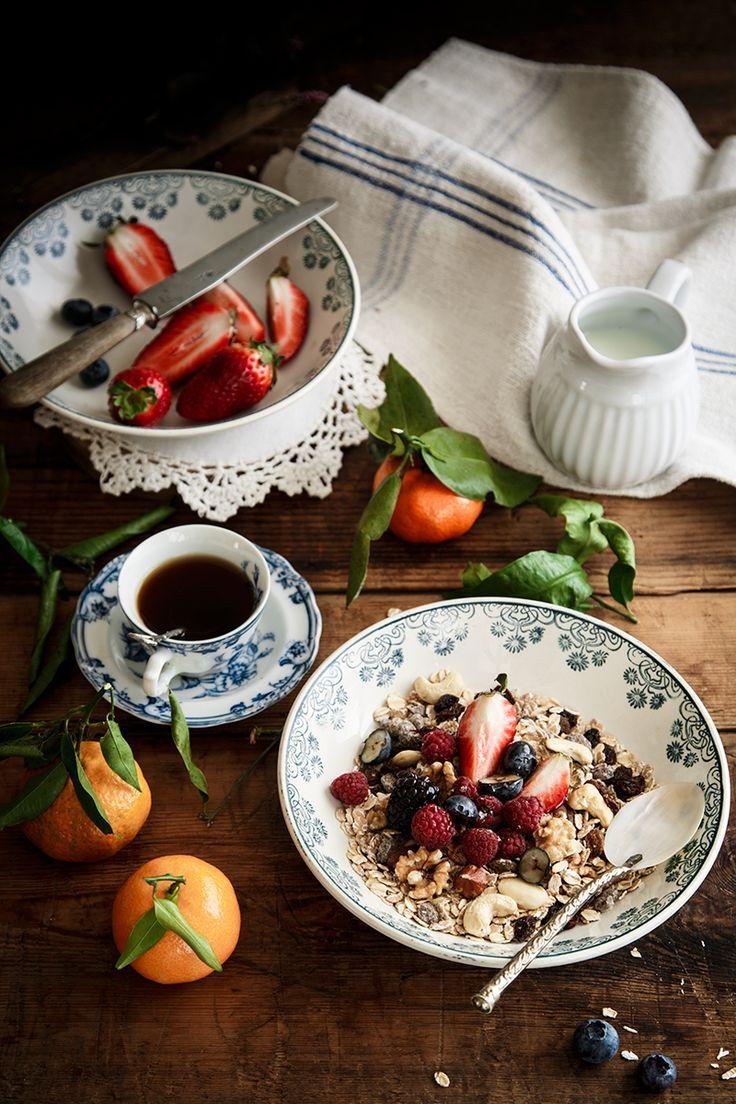 b55bedafb16b62 Muesli casero- Because blog Food Photography Styling