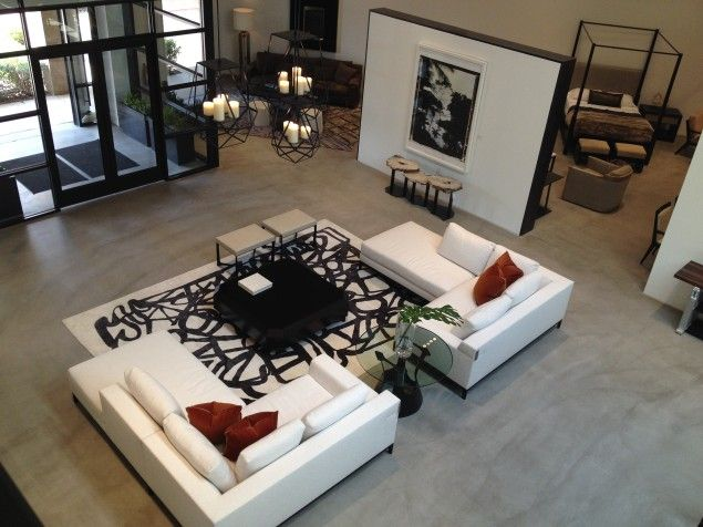 The New HOLLY HUNT Showroom In Dallas Design District