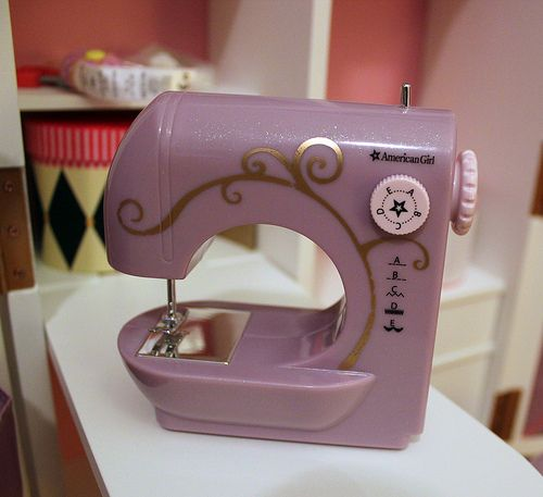 Isabelle's Studio Sewing Machine American Girls Dolls And Ag Dolls Best 18 Doll Sewing Machine