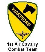 1st Air Cavalry Brigade 1st Cavalry Division Cavalry Brigade Combat