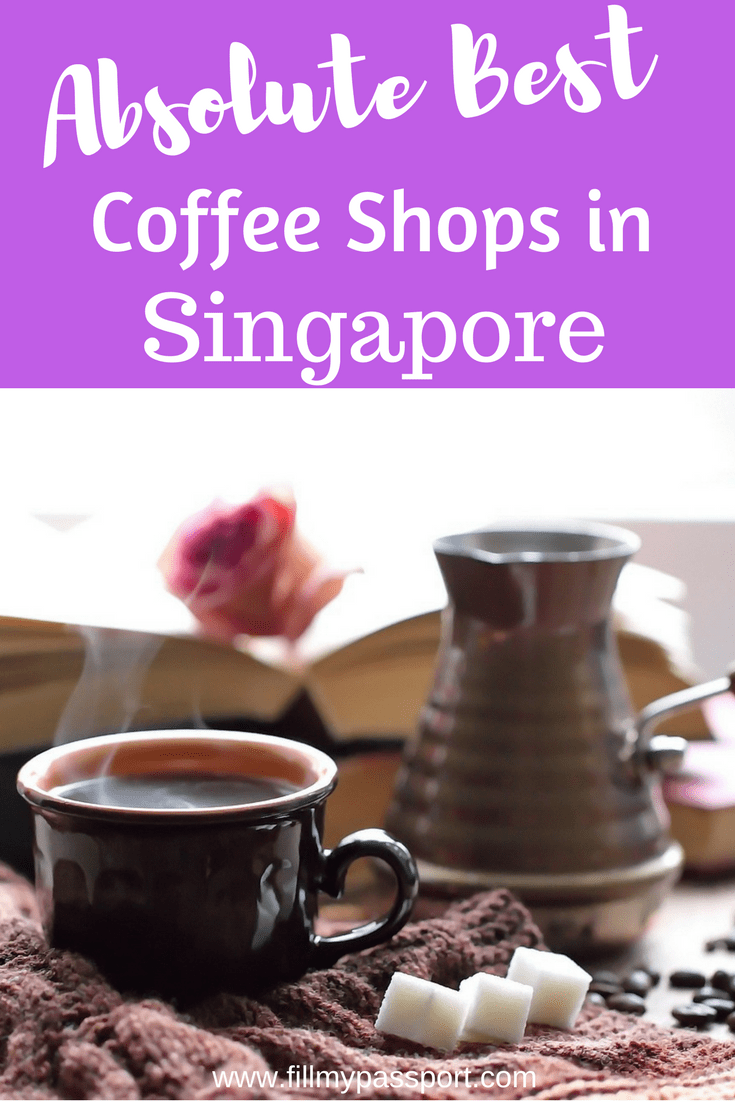 The Local Coffee Shops In Singapore Are The Best In The Country Fun Coffee Recipes Best Street Food Food