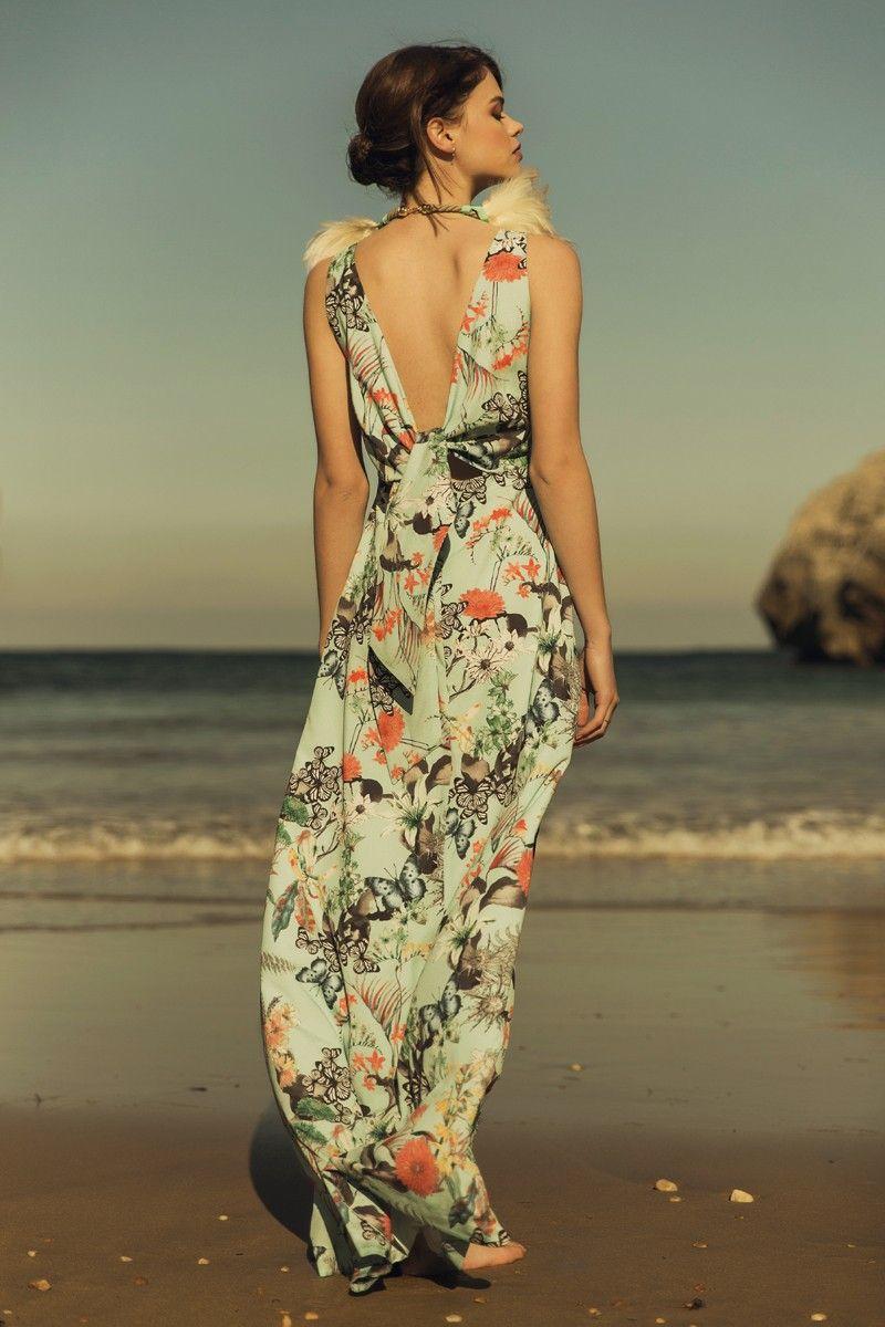 Comprar vestido largo invitada