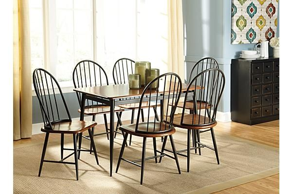 The Shanilee Dining Room Table From Ashley Furniture Homestore Afhs Com The Shanille Dining Colle Rectangular Dining Room Table Furniture Ashley Furniture