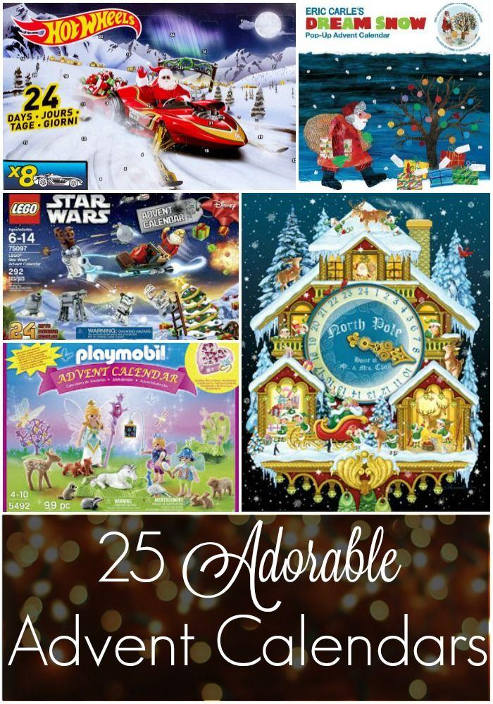 Advent Calendars for Children