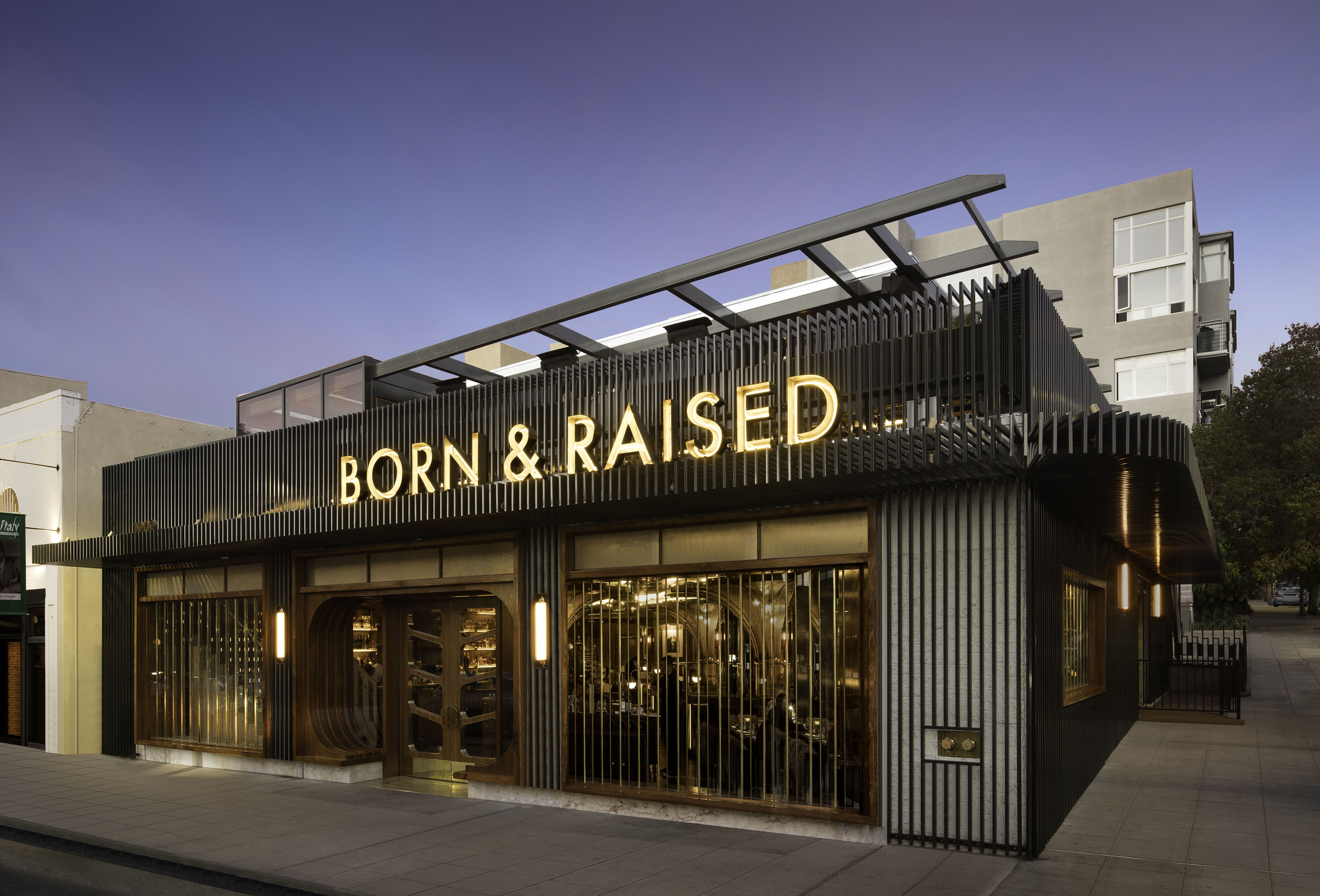 Modern Restaurant Exterior Design Ideas Decoomo
