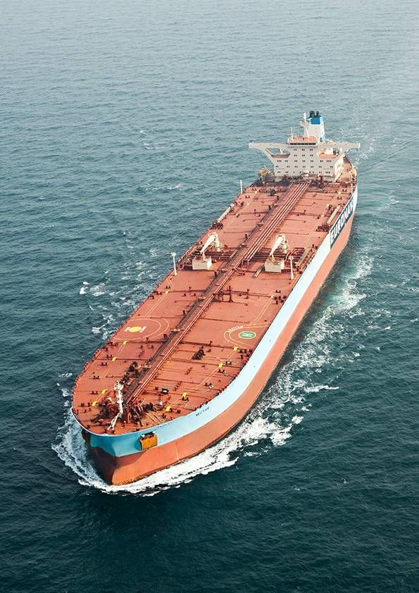 Tanker shipping company Euronav NV announced it has signed a