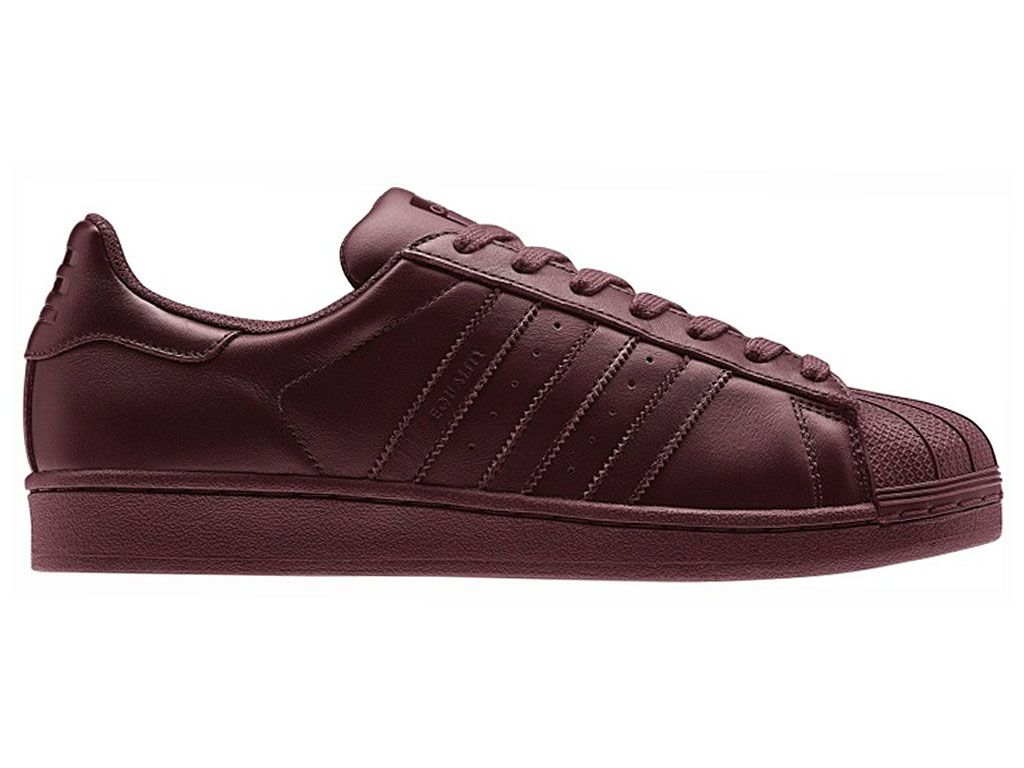 adidas superstar supercolor rouge homme