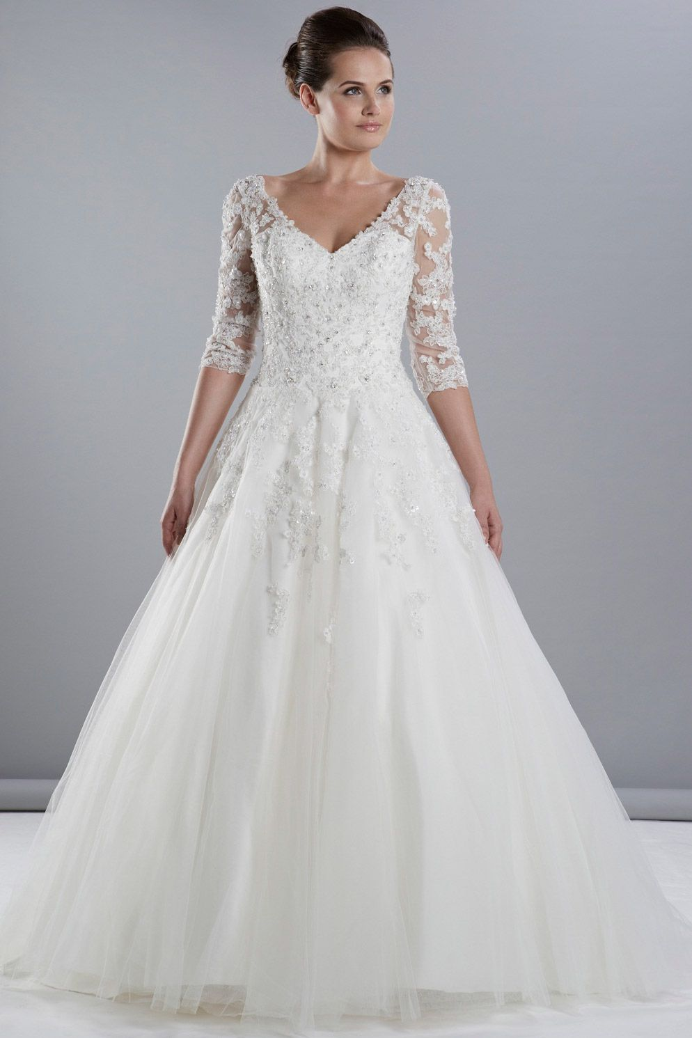 Plus Size Wedding Dresses Az - Cold Shoulder Dresses for Wedding ...