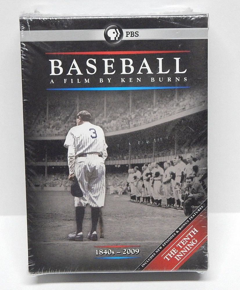 Baseball A Film By Ken Burns Includes The Tenth Inning Dvd