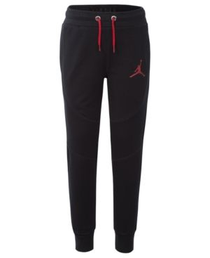 328e90032ece17 Jordan Little Boys Wings Fleece Jogger Pants   Reviews - Leggings   Pants -  Kids - Macy s