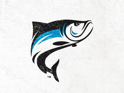 Tarpon 물고기 로고, 로고 디자인 및 영감