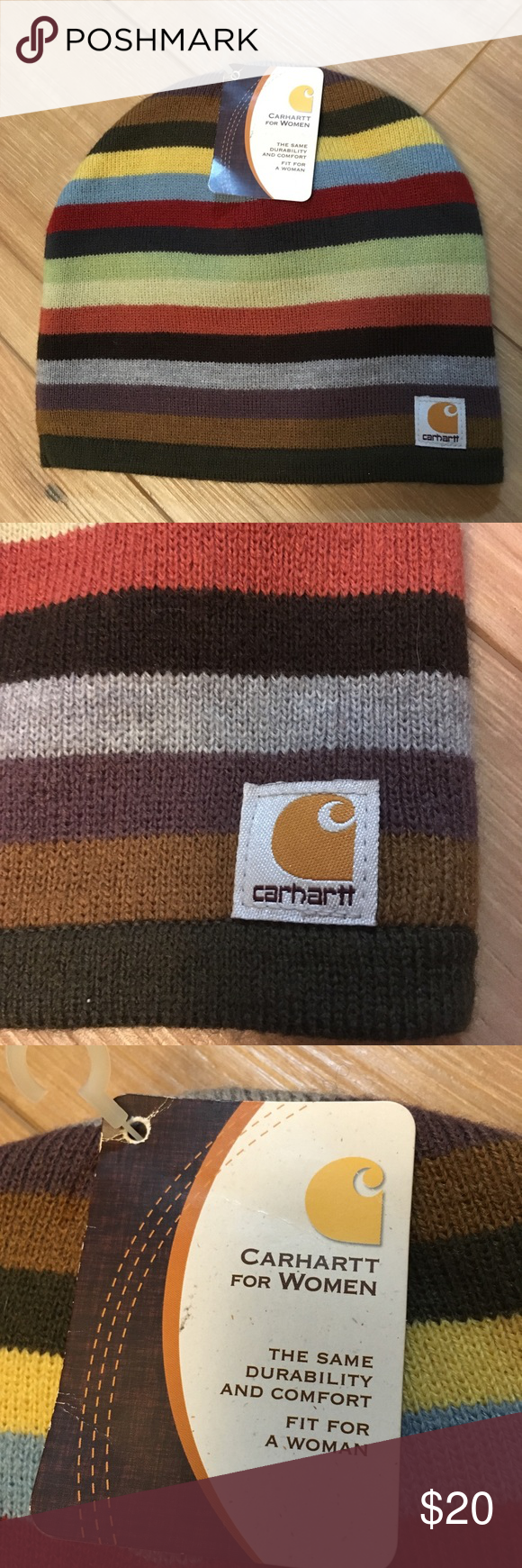 NWT Carhartt Women's Beanie New fleece lined beanie made specifically for women. Carhartt Accessories Hats #carharttwomen NWT Carhartt Women's Beanie New fleece lined beanie made specifically for women. Carhartt Accessories Hats #carharttwomen