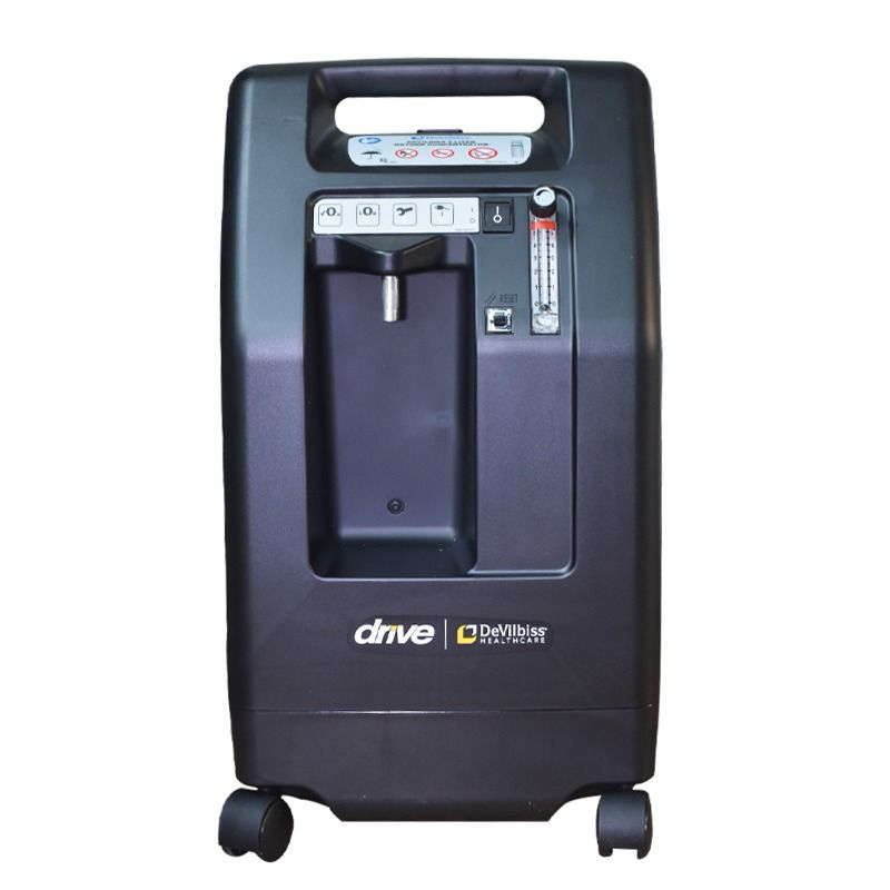 اللون أسود مولد اكسجين 5 لتر دقيق وموثوق به Oxygen Concentrator Cool Stuff Electronic Products