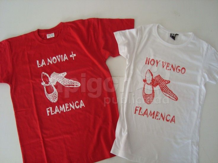 Camisetas despedida
