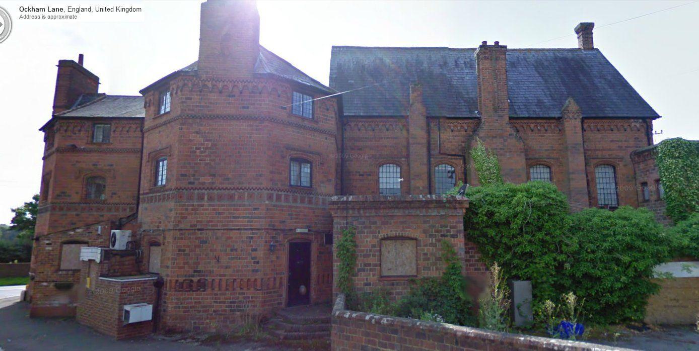 The Hautboy, Ockham Village.
