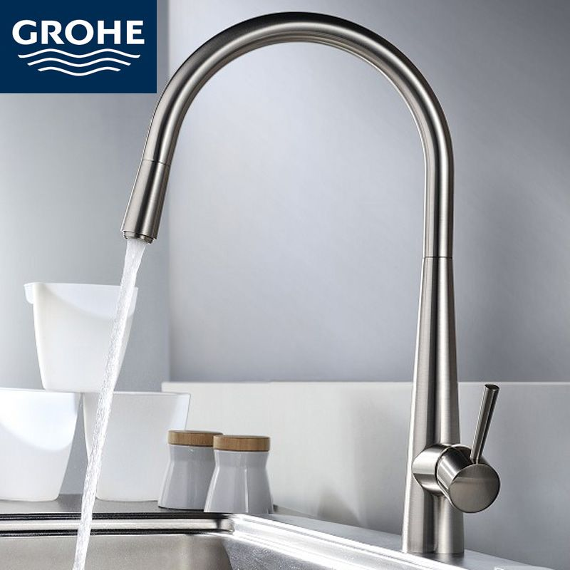 Find More Kitchen Faucets Information about Germany GROHE full ...
