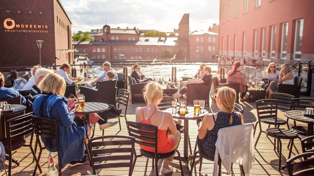 Fine Dining Tampere