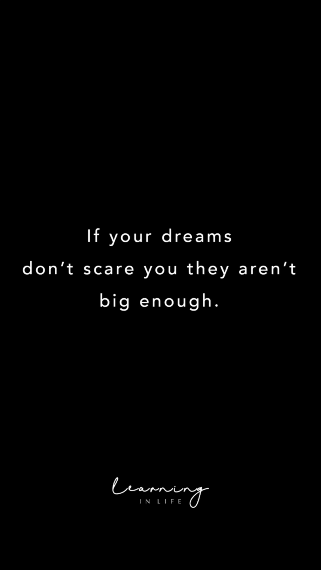 Inspirational Quotes Words to inspire. Words to live by #dreams