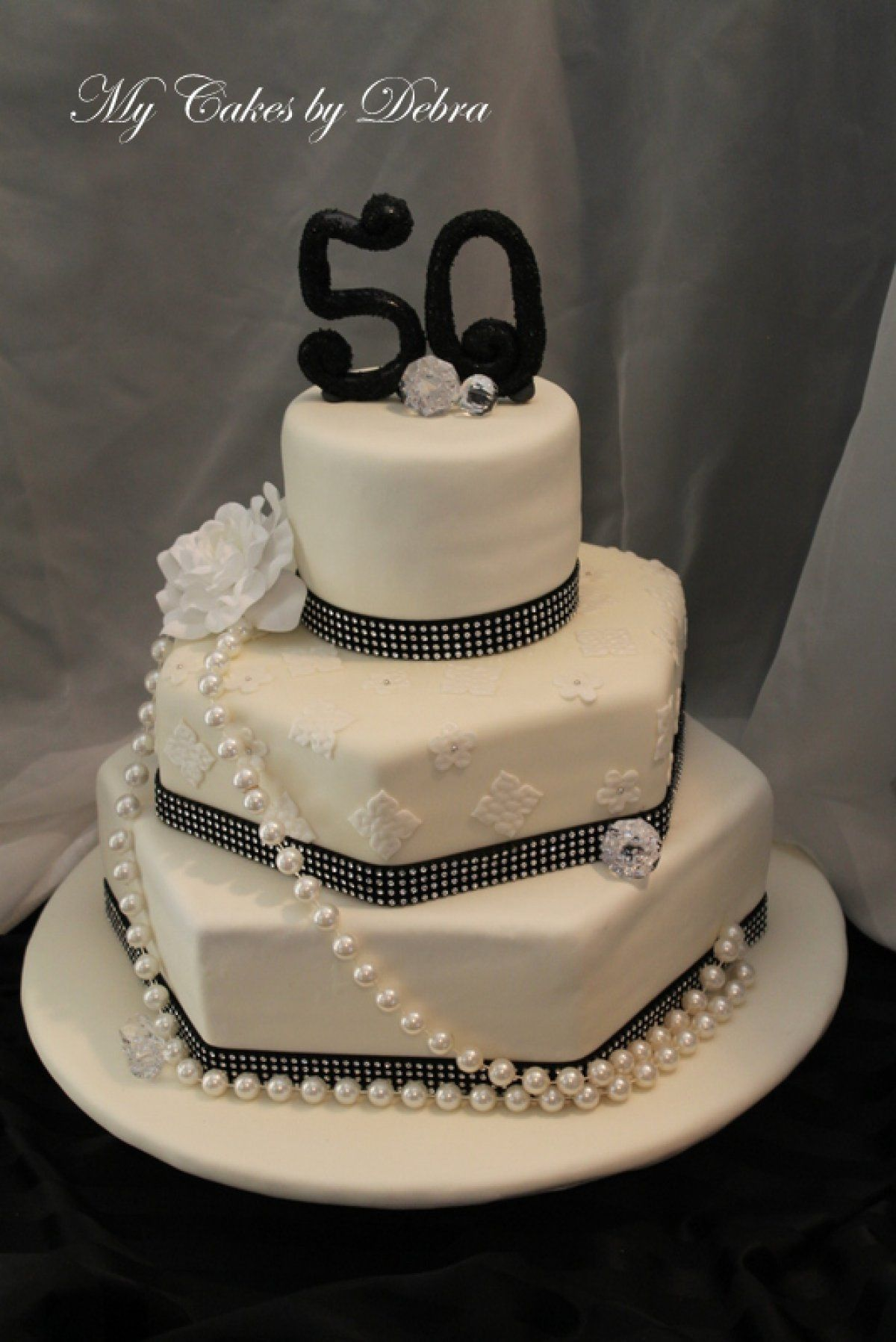 Fabulous 50th birthday cake ideas for men all unique for 50th birthday cake decoration ideas