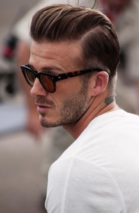 Beckham got it right!   Visit us at www.bhbeautycollege.com