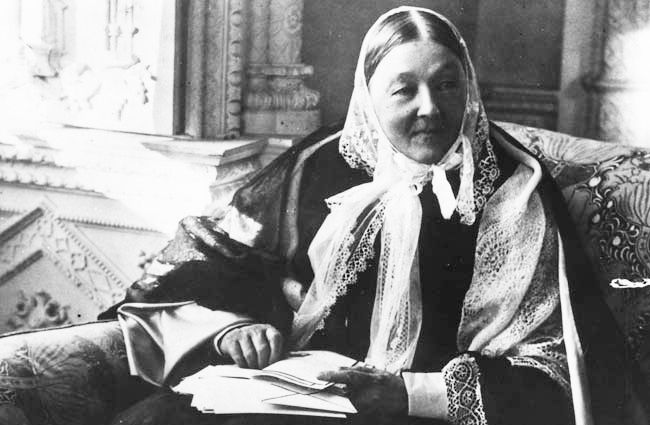 Frases De Florence Nightingale Enfermagem Florence Nightingale