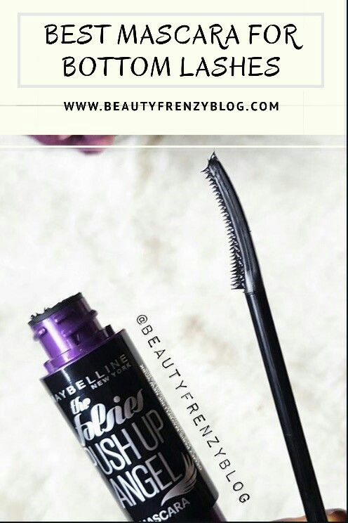 f79181d8375 Best Mascara For Lower Lashes | Beauty tips | Best drugstore mascara ...