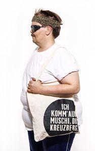 ich komm' aus muschi, du kreuzberg. und andere berliner produkte.