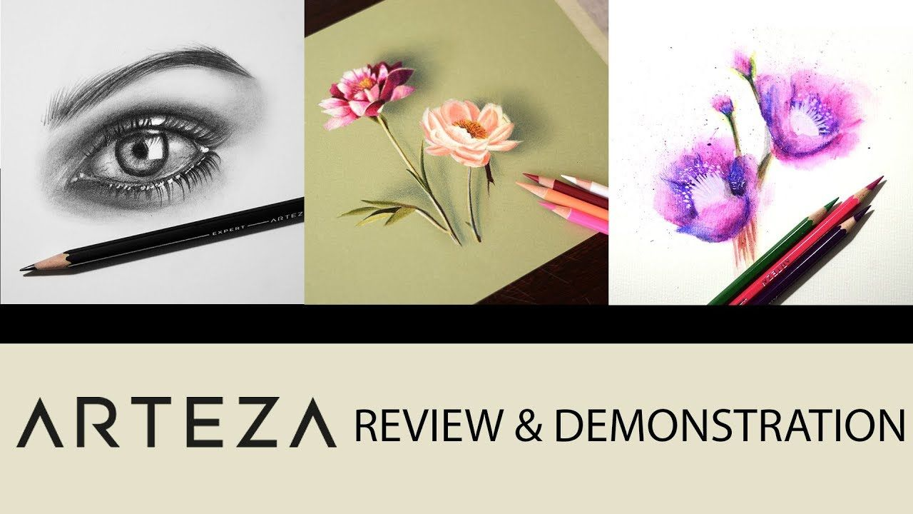 Premium Performance At Cheap Price Arteza Art Supplies Review And