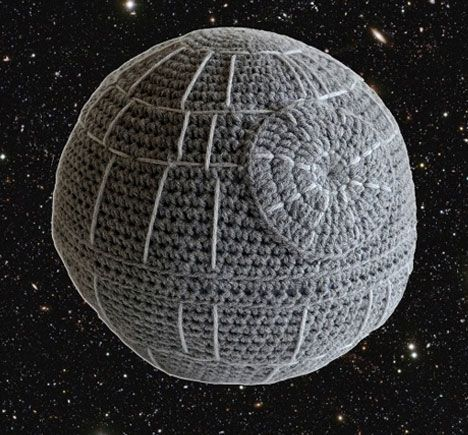 Hækl selv: Dødsstjernen fra Star Wars - Hendes Verden