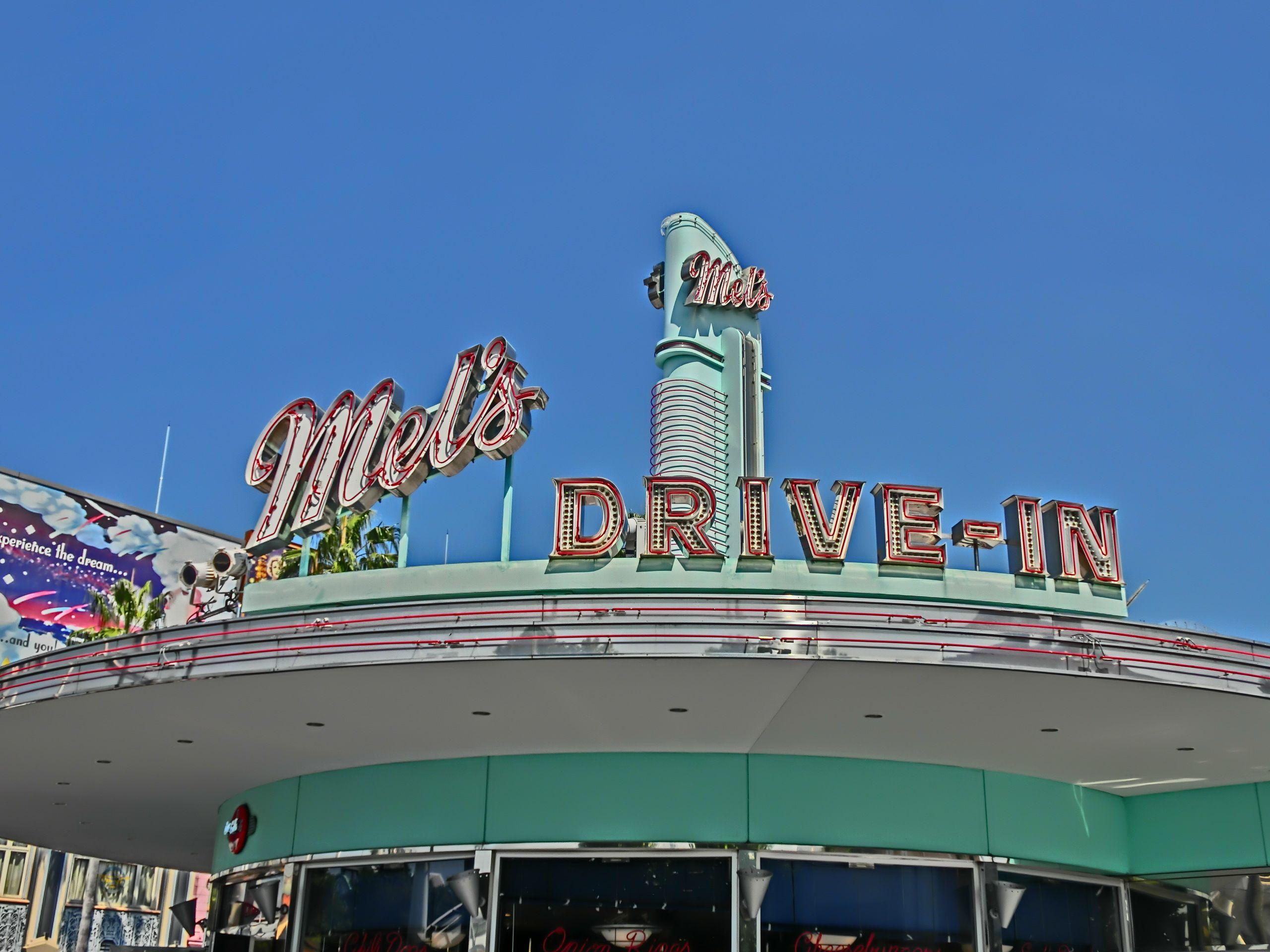 Universal Studio Japan Mel S Drive In 写真