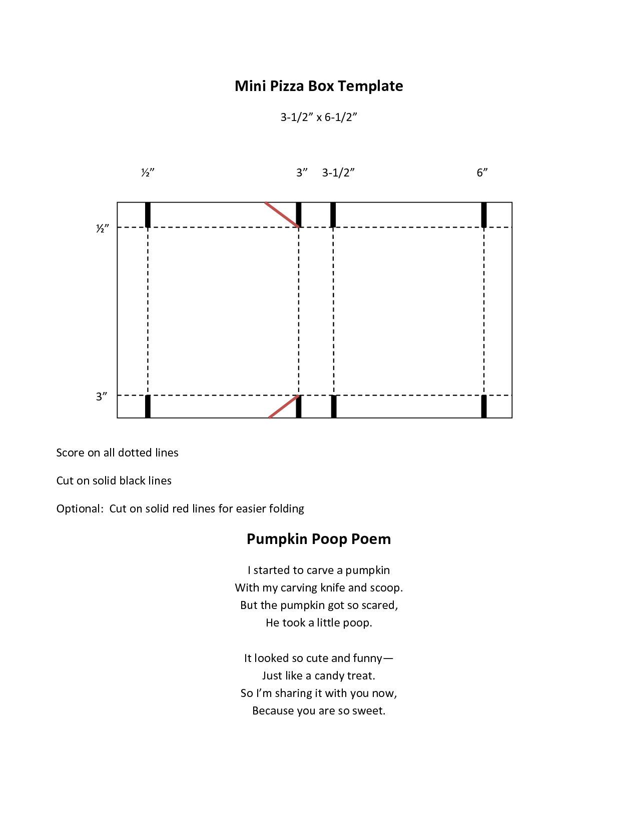 New Miniature Printables  Scope Of Work Template  Teeny Tiny