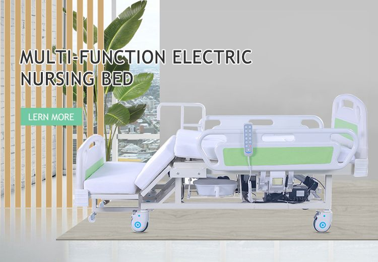 Hospital Bed Electric Wheelchair Facial Bed Medical Furniture
