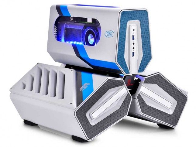 Deepcool Tristellar PC Case