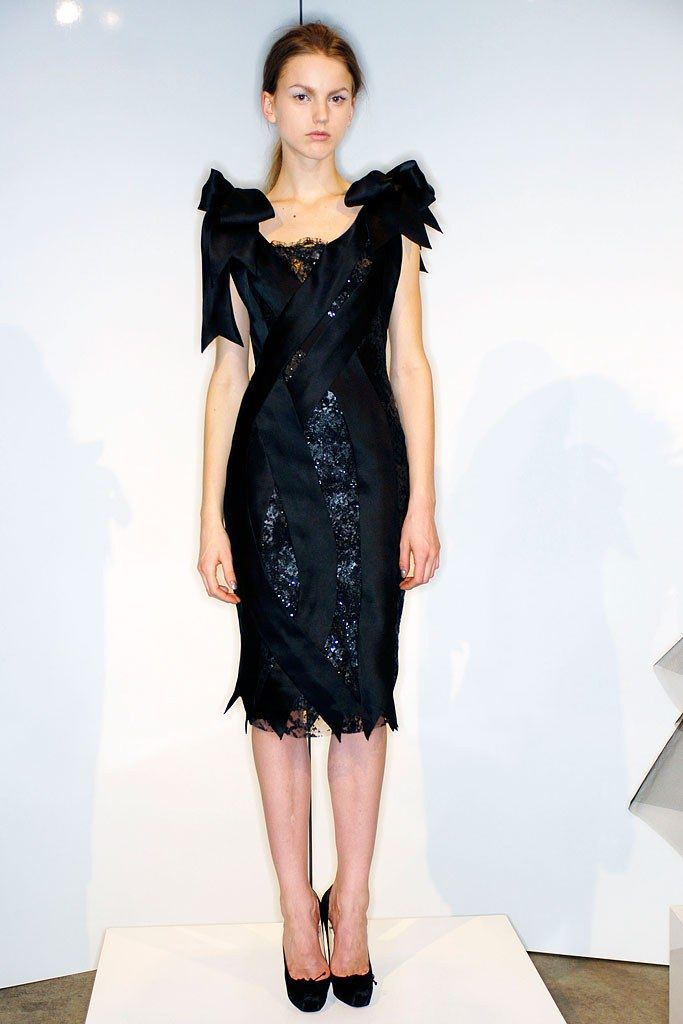 Marchesa Fall 2009 Ready-to-Wear Collection Photos - Vogue