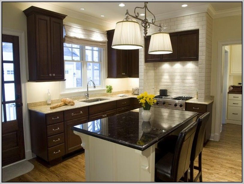Superieur Kitchen Wall Color Ideas With Dark Cabinets   Google Search