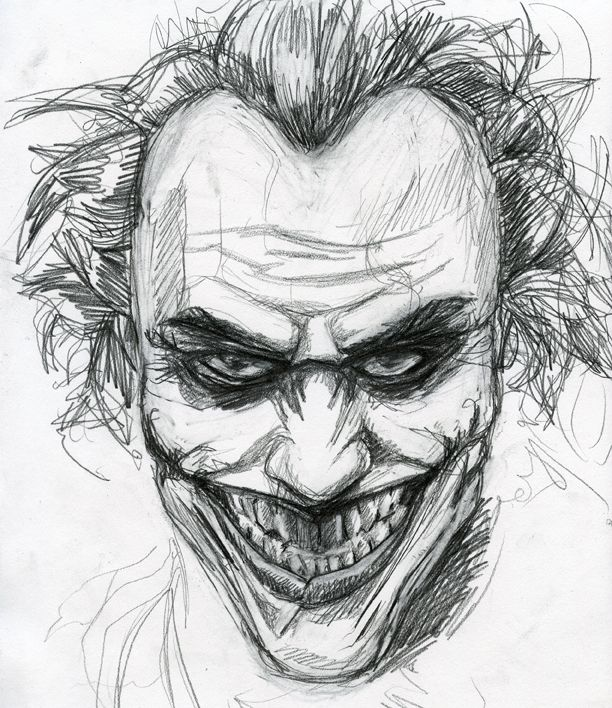 drawn joker wallpapers and - photo #47