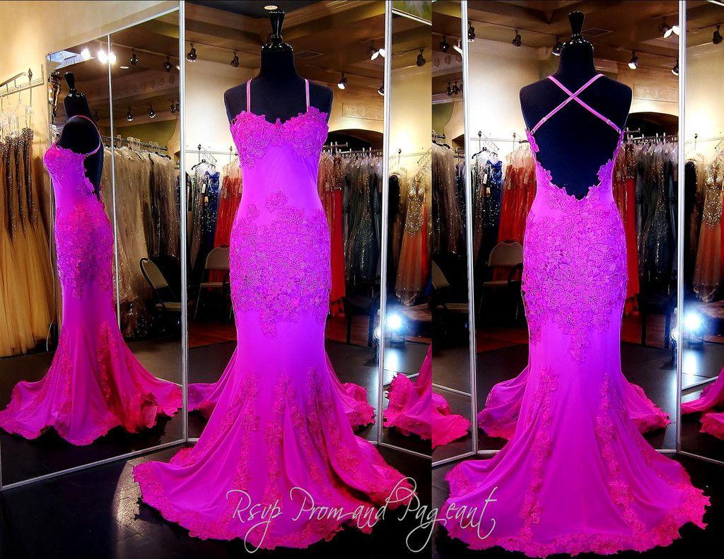 115fu0porsia0450 magenta lace prom dresses lawrenceville
