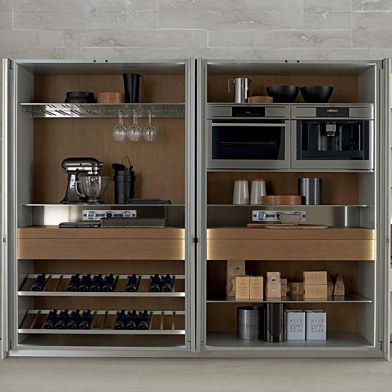 Italian Modern Design Kitchens